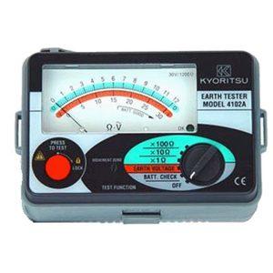 Kyoritsu 4102A Earth Tester