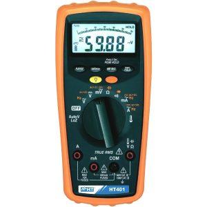HT Italia HT401 Digital Multimeter, CAT IV-600V