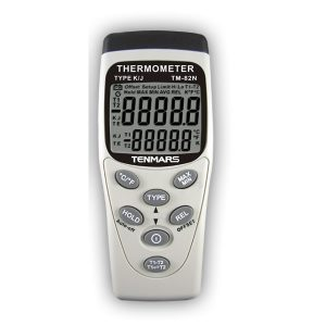Tenmars TM-82N Thermocouple Digital Thermometer