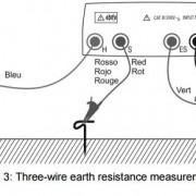 Three Wire Resistance Measurement
