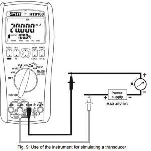 Simulating a Transducer