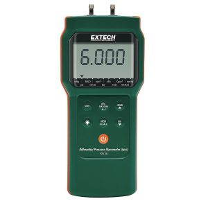 Extech PS106 Differential Pressure Manometer