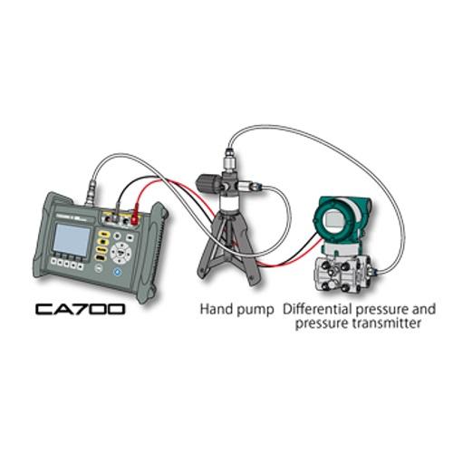 yokogawa ca700 pressure calibrator