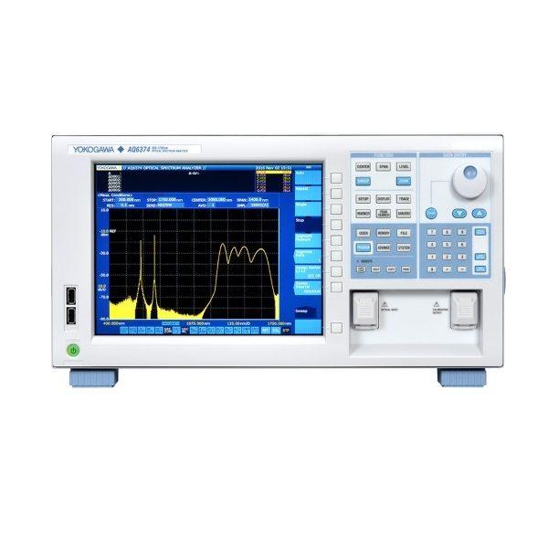 YOKOGAWA AQ6374 Wide Range Optical Spectrum Analyzer