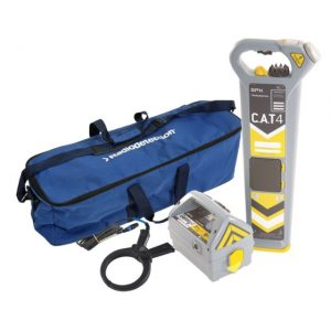 Radiodetection CAT4+ & Genny4 Cable Avoidance Tool System