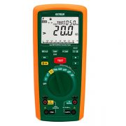 Extech MG320 CAT IV Insulation Tester/True RMS Multimeter