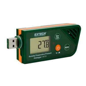 Extech RHT35 USB Humidity/Temperature/Barometric Pressure Datalogger