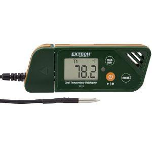 Extech TH30 USB Dual Temperature Datalogger