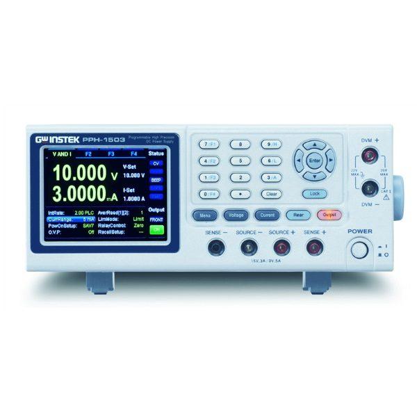 GW Instek PPH-1503 Programmable High Precision Linear DC Power