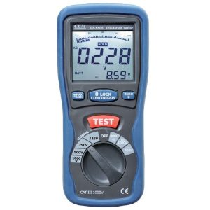 CEM DT-5505 1kV Digital Insulation Tester