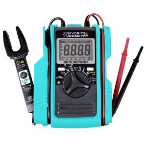 KEWMATE 2012R Multimeter with True RMS and AC/DC Clamp Sensor