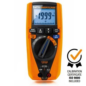 HT Italia NEPTUNE Multimeter/Insulation Tester