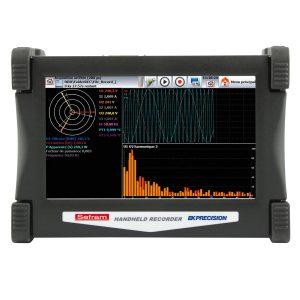 SEFRAM DAS60 6 Channel Handheld Datalogger