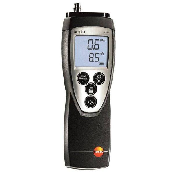 Testo 512 Pressure Meter