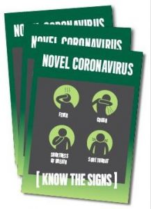 Australian Government Corona Virus Information Page
