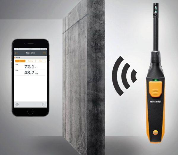 Testo-605i App