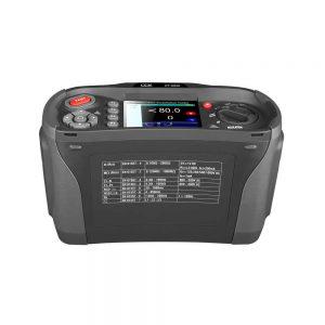 CEM DT-6650 multifunction installation tester - bottom side