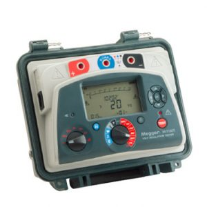 Megger mit-1025 insulation resistance tester