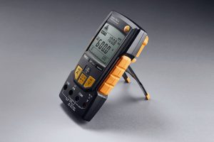 testo 760-3 TRMS multimeter 230V side