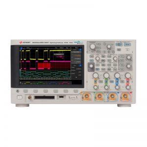InfiniiVision 3000T X-Series Oscilloscopes - front