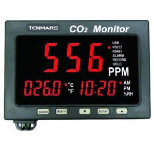 TM-187A CO2/Temp/RH Monitor